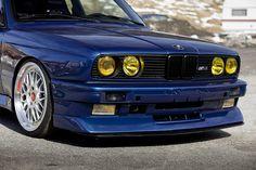 BMW E30 M3 by Hoonington, via Flickr