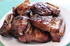 Helena's Hawaiian Food - pipikaula short ribs