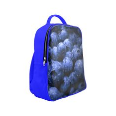 Blueberries Popular Backpack. #FREEShipping #artsadd #lbackpacks #fruits