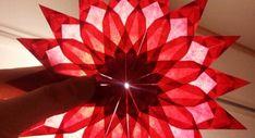 初めての方は「うっとりがみの折り方」もどうぞうっとりがみFacebookページはこちらうっとりがみInstagramはこちら●ダリアの折り方 基本形1x16枚***基本形1の続きです6.おりす... Origami, Table Lamp, Facebook, Paper, Instagram, Home Decor, Stars, Christmas, Table Lamps