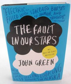 The Fault in Our Stars John Green HAND SIGNED 1st Edition 1st Print NEW Book.  Available at BooksBySam.com