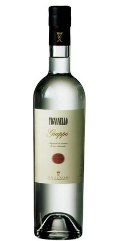 Antinori Tignanello Grappa, Donna Leon, mentions in one of his novels (The Girl of Your Dreams).