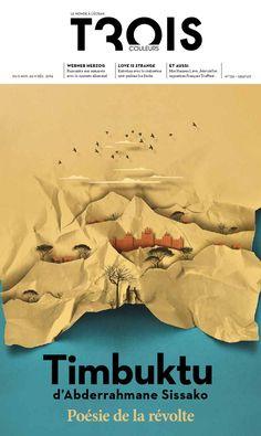 Illustration de couverture : Eiko Ojala pour Trois Couleurs // Directeur de publication: Elisha Karmitz// Rédactrice en chef : Juliette Reitzer // Rédactrice en chef adjointe : Raphaëlle Simon // Direction artistique : Sarah Kahn