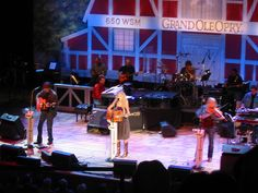 "This is Taylor Swift's Grand Ole Opry ""debut"" back in November of 2006.   Her very First Grand Ole Opry Performance she played the song ""Tim McGraw""     Well I must say that beauty comes in many shapes and sizes - but they have it goin' on."