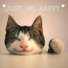 Apenas Seja Feliz! ♥