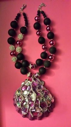 Faux Seashell Pendant - Summer fashion - seashell Jewelry on Wanelo  7dd3601868