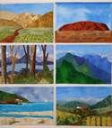How To Create A Landscape Quilts - Bing Images