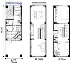 Siempre que se piensa en una casa, la mayoría de las personas quieren una super residencia con jardines y un gran terreno, parece ser que mi...
