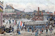 Execution robespierre, saint just... - Maximilien Robespierre - Wikipedia, la enciclopedia libre