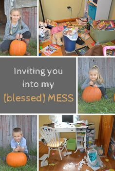 Sometimes life can get a bit chaotic. Today I'm inviting you into my (blessed) mess. Come see what life has been like lately.