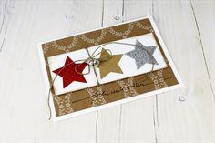Frohe Weihnachten von ★ Carolas Bastelstübchen  ★ auf DaWanda.com