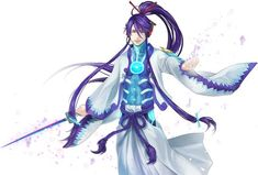 gakupo+x+kaito | Kamui Gakupo - Vocaloid Picture