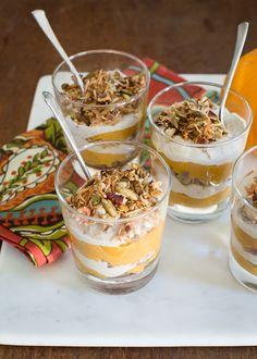 Maple Pumpkin Parfaits   15 Amazing Pumpkin Recipes That You Can Make Yourself
