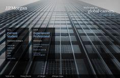JPMorgan by Frankie Stein, via Behance