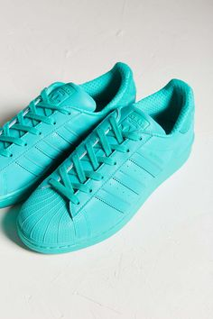 b4cff4392f1 adidas Originals Pastel Supercolor Superstar Sneaker - Urban Outfitters  Embossed Logo, Cotton Lace, Adidas