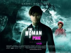 The Woman In Black was terrifying. But the woman in pink? I would die of fear!
