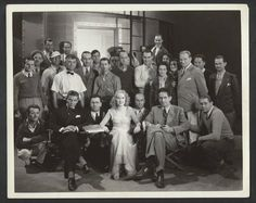Cast and crew picture from King Kong