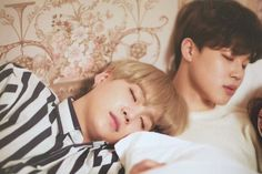 Suga sleeping is the cutest thing ever
