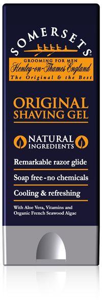 Somersets Original Shaving Gel