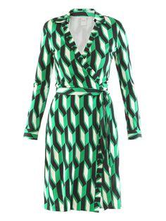 DVF Jeanne dress GBP183