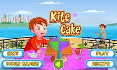 Cake Preparation, Play More Games, Cake Games, Cooking Games, Play Online, Kite Flying, Learning, Eve, Kids