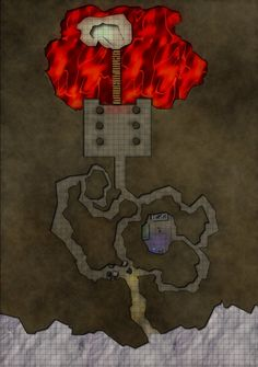 Dundjinni Mapping Software - Forums: First map/first attempt