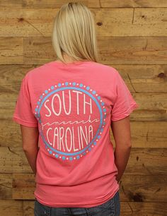 Check out this Gamecocks Comfort Colors tee! GO SOUTH CAROLINA