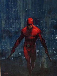 Esad Ribic ( Daredevil ) *