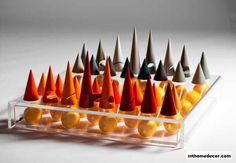 A Colorful Chess Set That Can Be Employed In Multiple Techniques - http://www.inthomedecor.com/home-design-ideas/a-colorful-chess-set-that-can-be-employed-in-multiple-techniques.html