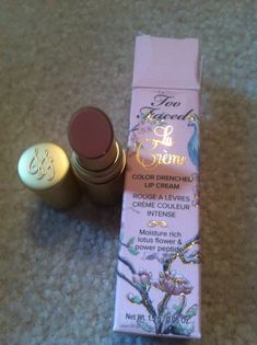 Too Faced La Creme- NAKED DOLLY- deluxe sample size- BNIB