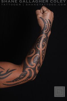 The Maori tattoo is revealed. ❖❖❖ ❖❖❖ The Maori (or Maori) tattoo is part of the group of tribal tattoos . It is a type of ancient body art that is invented by the Maori people, native of . Maori Tattoos, Tattoos Bein, Tribal Forearm Tattoos, Polynesian Tribal Tattoos, Filipino Tattoos, Samoan Tattoo, Girl Tattoos, Tattoos For Guys, Badass Tattoos