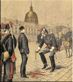 The trial of Captain Dreyfus (beginning in 1893). Dreyfus, a Jew, was accused of treason against France. The affair was accompanied by a large anti-Semitic outcry. Dreyfus was eventually exonerated thanks to the protest of Emile Zola and others.
