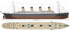 Resultado de imagem para popa do titanic no fundo do mar