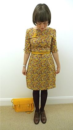 Tilly and the Buttons: Look, I made a dress!