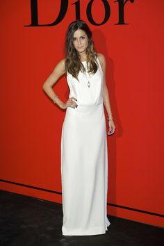 Gala Gonzalez - Celebrities Attend Dior Night In Madrid