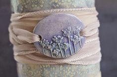fennel wrap bracelet