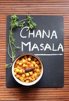 Chana Masala | Not Out of the Box Popular Food, Popular Recipes, Garam Masala, Chana Masala, Chickpea Recipes, Healthy Recipes, Kabuli Chana, Fried Fish Recipes, Pressure Cooking