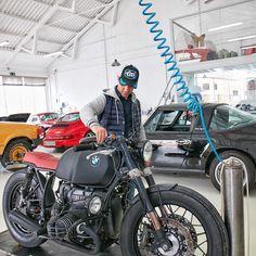 Instagram cafe racer dreams  - BMW
