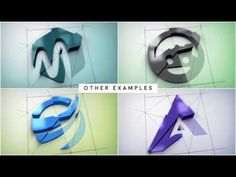 Architect Logo Build After Effects Template