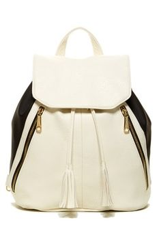 Poverty Flats By Rian Panel Backpack