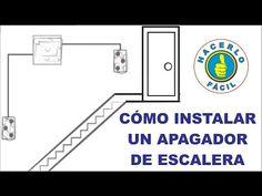 Cómo Instalar Un Apagador De Escalera | Hacerlo Fácil - YouTube