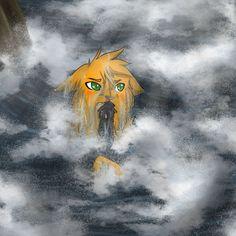 Fireheart's struggle by RiverSpirit456.deviantart.com on @DeviantArt