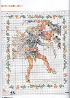 Gallery.ru / Фото #175 - 1_Flower Fairies - risau TABLEAU DES COULEURS DANS LE CLASSEUR PINTEREST