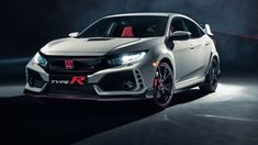 2017 Honda Civic Type R 1st Video and photos.. a beast