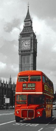 Ravensburger London Bus England Jigsaw Puzzle - 170 pc