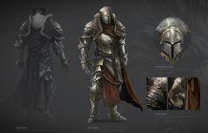 ArtStation - Lords of the fallen, Mariusz Miaskiewicz