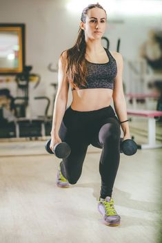 The Ultimate Guide to the 25 Best Leg and Butt Dumbbell Moves (Bookmark For Later! Group Fitness, Fitness Tips, Fitness Motivation, Lifting Motivation, Fitness Fun, Wellness Fitness, Health Fitness, Leg Training, Strength Training