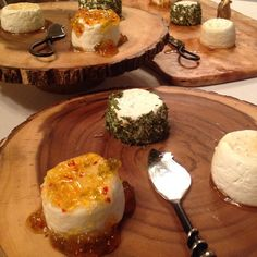 Do you snack on yummy #goatcheese #homesteadingworkshop15 #mossmountainfarm #goats #arkansasgrown