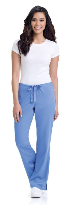 04b23ac57ab Womens Scrubs, Scrub Pants, Medical Scrubs, Drawstring Pants, Polyester  Spandex, Pants