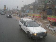 Basura en Lima